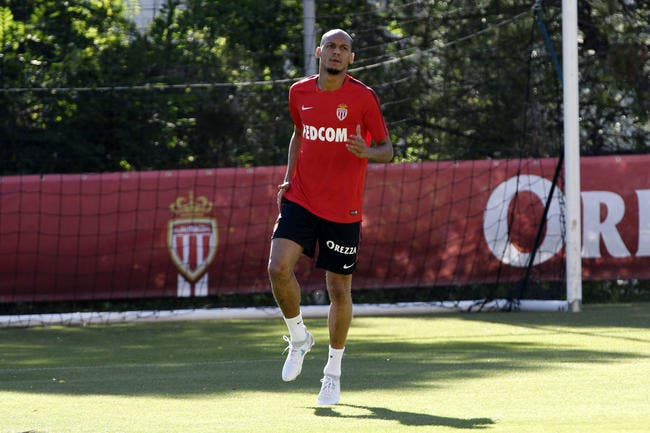 Fabinho annoncé à l'Atlético — Mercato Monaco