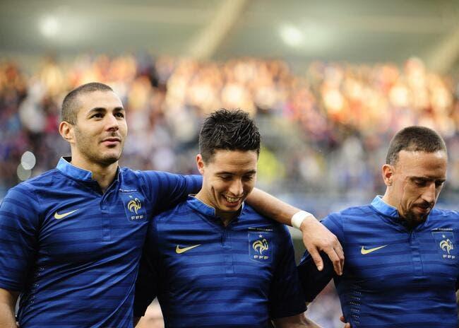 France : Benzema, Ribéry, Nasri, tous sélectionnables pour Le Graët !