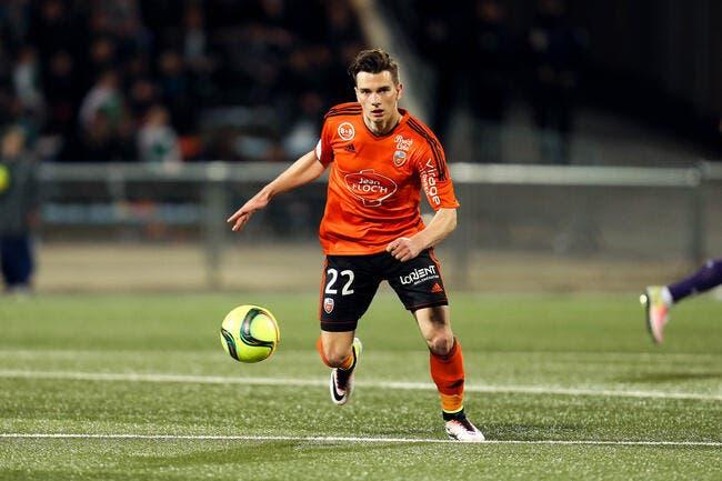 Officiel : Benjamin Jeannot quitte Lorient pour Dijon