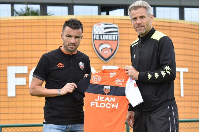 Danic s'engage une saison (officiel) — Lorient