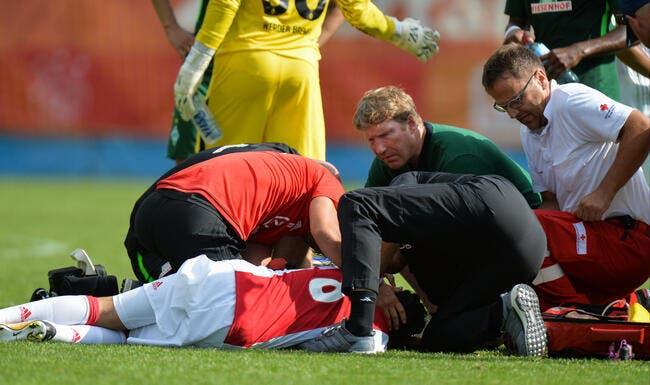Abdelhak Nouri souffre de lésions