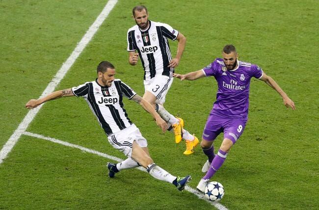 Le transfert de Bonucci au Milan AC est bouclé — Mercato