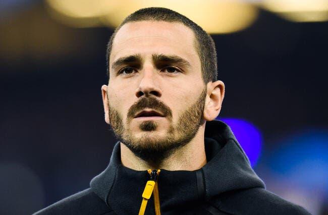 Officiel: Leonardo Bonucci quitte la Juventus et signe chez ce club