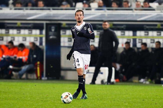 Bordeaux conclut le transfert de Jovanovic — Officiel