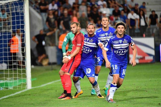 SCB: Cahuzac, Mostefa… Bastia prêt à tout pour la L2