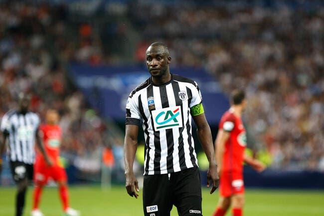 Officiel: N'Doye lâche Angers pour la D2 anglaise