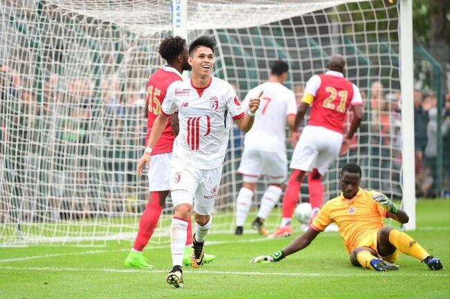 Lille - Reims : 2-0