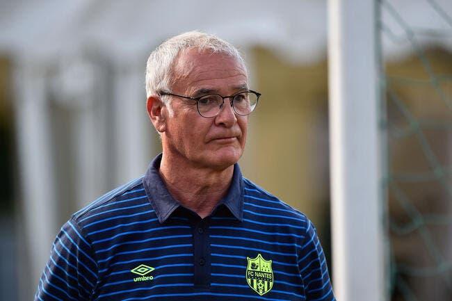 Nantes : Ranieri lance son mercato avec un attaquant brésilien