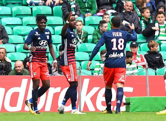 OL : Bertand Traoré refuse la comparaison avec Lacazette
