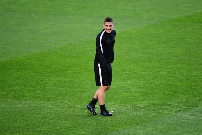 Marco Verratti change d'agent ! (off) — PSG