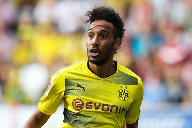 Mercato : Qui veut vraiment d'Aubameyang demande Dortmund ?