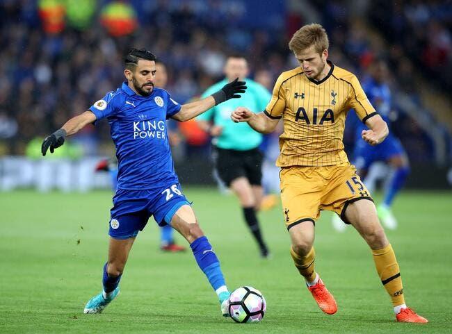Mercato: Roma-Leicester, le grand écart pour Mahrez