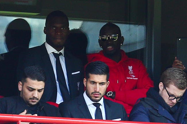 Liverpool part en stage à Hong Kong sans Mamadou Sakho