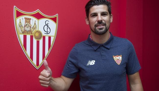 Officiel : Nolito quitte Manchester City pour le FC Séville