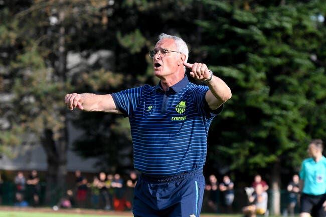 FCN : La méthode Ranieri fait des heureux à Nantes