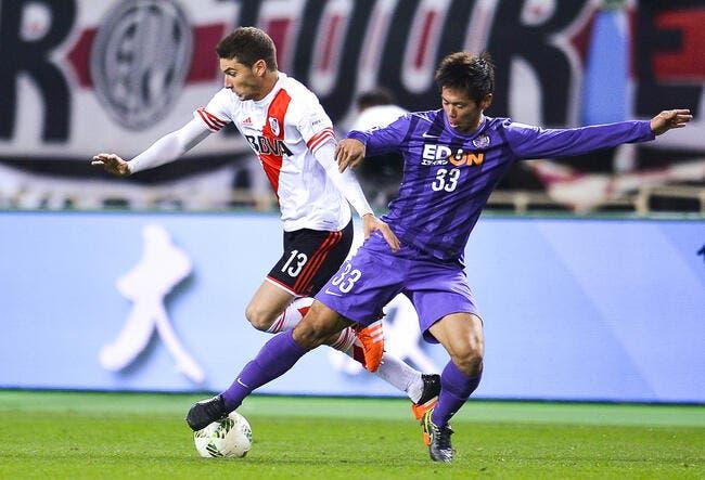 OL : Lucas Alario, c'est non pour Lyon !