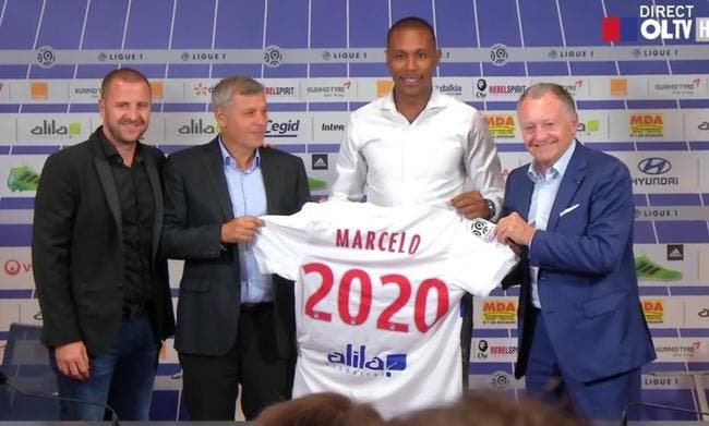 OL: Marcelo explique la raison n°1 de son transfert à Lyon