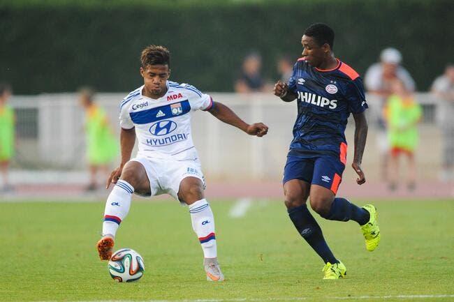 OL: Moufi transféré pour zéro euro, mais avec deux clauses