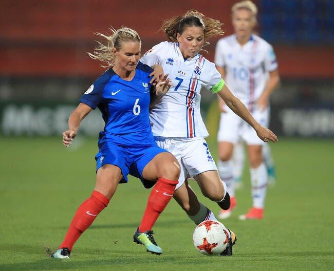 Euro Fem: France – Islande 1-0