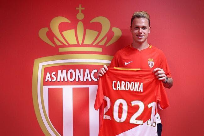 Encore un joueur de Monaco prêté au CS Bruges