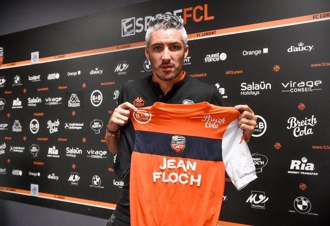 Officiel : Lemoine quitte l'ASSE et signe 4 ans à Lorient