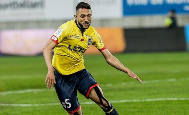 Officiel : Mohamed Larbi quitte le FC Sochaux