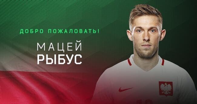 Accord avec un club russe pour le départ de Maciej Rybus — OL