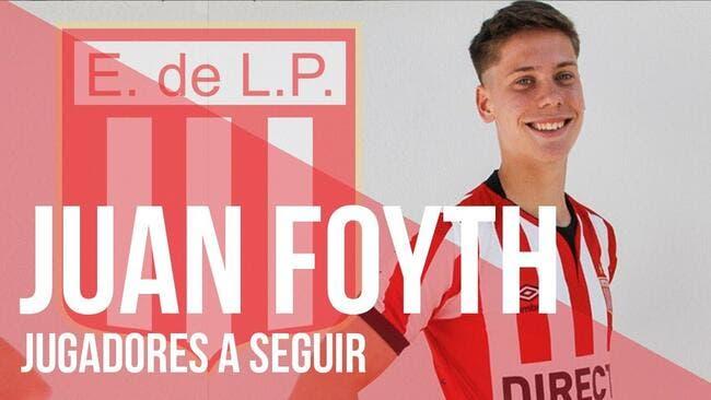 L1 - PSG : Juan Foyth (Estudiantes) en approche ?