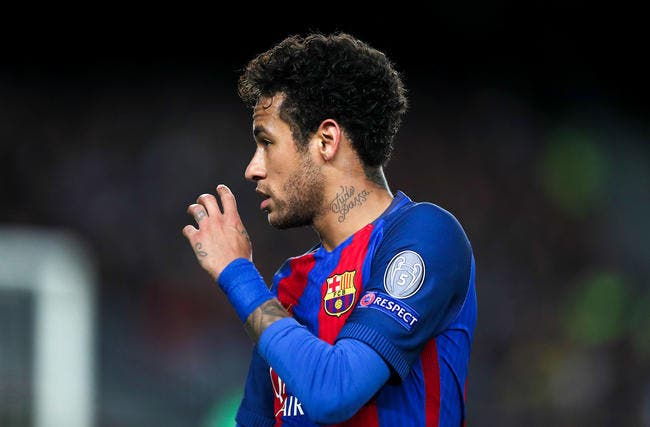 Voici la réponse de Neymar au PSG — FC Barcelone