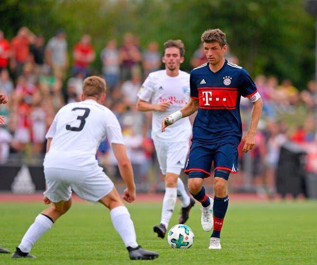 Mercato : Trois clubs anglais à l'assaut pour Thomas Müller