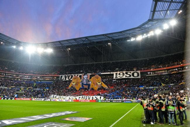 L'OL passe jeudi devant la commission de discipline de l'UEFA — Incidents Lyon/Ajax