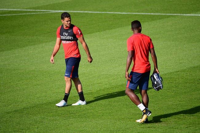 PSG : Neymar demande à jouer avec Ben Arfa, la vanne fait mouche
