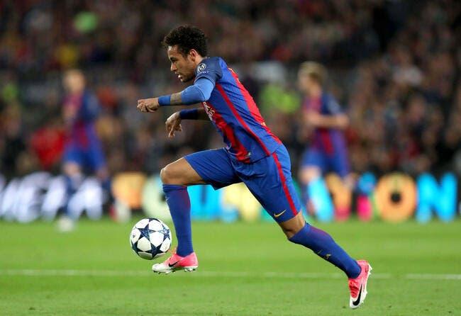 PSG: Neymar transféré à Paris, c'est presque dans la boite !