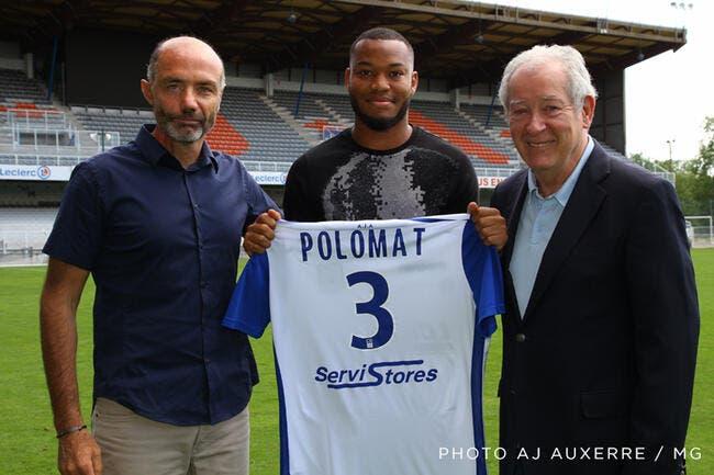 L'ASSE prête Polomat en Ligue 2 — Officiel
