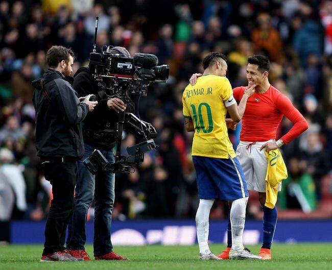 Neymar, le