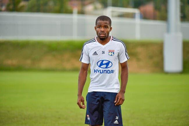 L'attaquant Aldo Kalulu prêté pour une saison — FC Sochaux