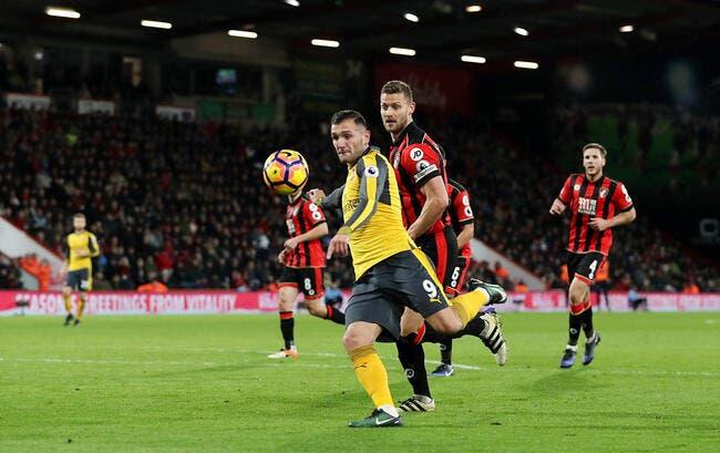 Mercato - OM : Après Giroud, un autre attaquant d'Arsenal ciblé par Zubizarreta ?