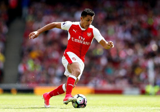 Le PSG coince (aussi) pour Alexis Sanchez