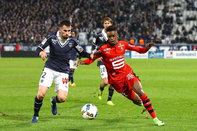 Diakhaby va filer à Monaco — Rennes