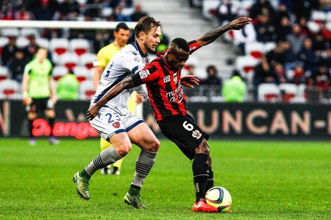 Arsenal s'intéresse au Niçois Jean-Michaël Seri