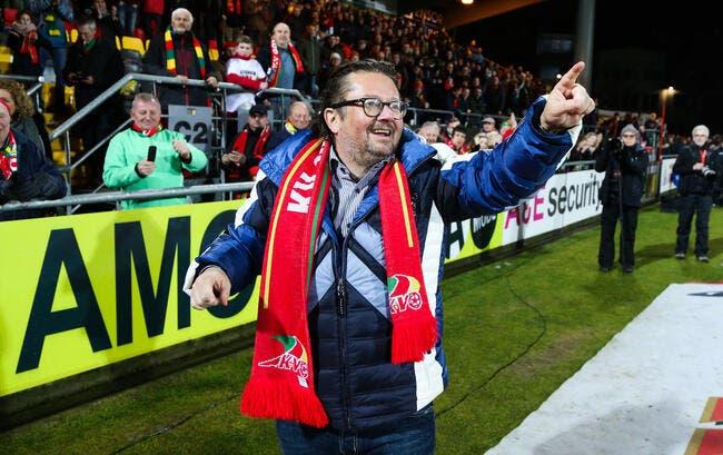 OM: Plutôt qu'un match, Ostende propose un FIFA à l'OM