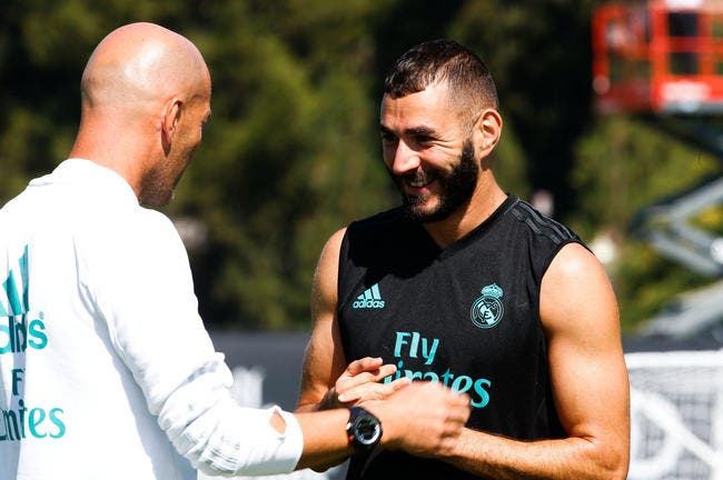Real : Benzema va prolonger