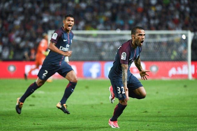 Le PSG tient déjà son premier trophée !