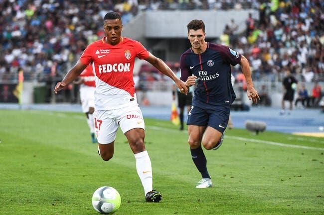 Monaco - PSG : 1-2