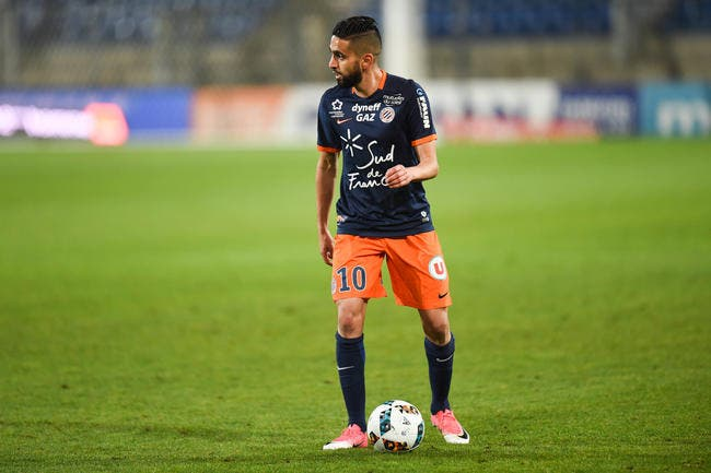 Le Betis cible Ryad Boudebouz — Transferts