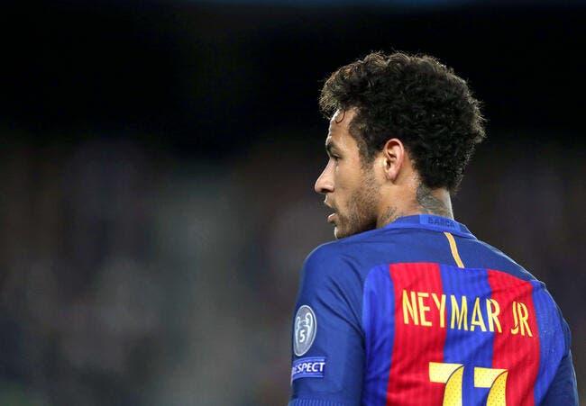 PSG : Neymar quitte le Barça annonce BeInSports
