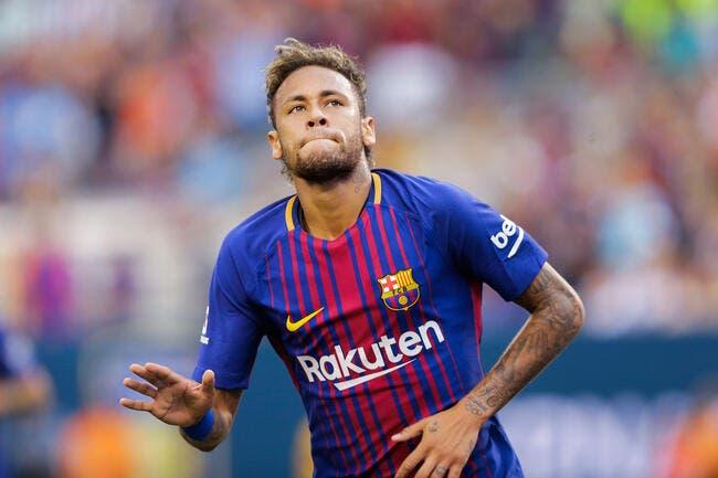 PSG : Rien de prévu pour Neymar à Paris