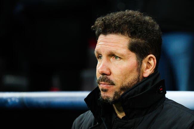 Mercato: Le TAS confirme, l'Atlético ne pourra pas recruter!