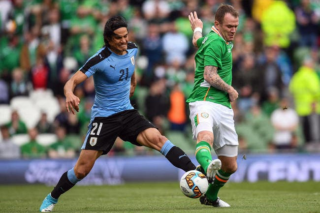 Amical - L'Uruguay s'incline en Irlande