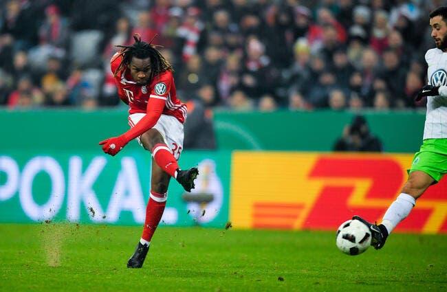 OM - Mercato : Bayern, Renato Sanches prêté à Marseille ?